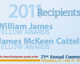 James McKeen Cattell Fund Fellowship Recipients 詹姆斯卡特尔奖获奖者
